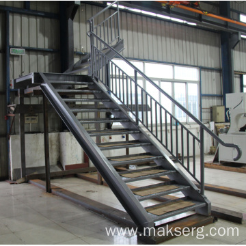 Construction Steel (Steel Staircase with balustrade)